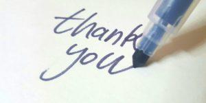 appreciating your volunteers