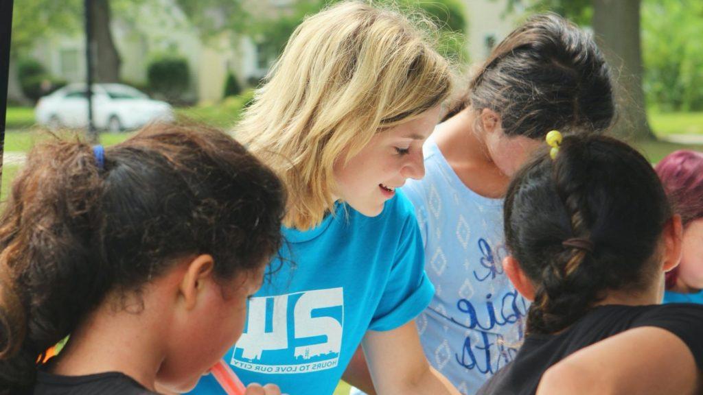 types of volunteer opportunities
